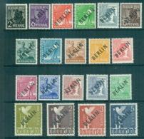 """Germany Berlin 1948 Black BERLIN Opts Expertised """"Rehfeld"""" MUH Lot70326 - [5] Berlin"""