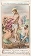 Image Religieuses : Image Pieuse : Jésus-christ Tout épuisé, Tout Déchiré ...... ( Chocolaterie D' Aiguebelle - Drome ) - Santini