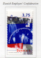 PIA - DANIMARCA -1996 : Centenario Del Sindacato Padronale  - (Yv 1122) - Danimarca