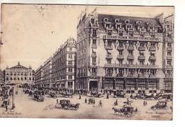 Paris Hôtel Madison ( Calèches , Diligence , Voitures Anciennes Tacot...avant 1914 - Sacré Coeur