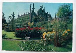 Lago Maggiore, Isola Bella, Giardino, The Garden, Used Postcard [22843] - Verbania