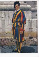 Italy, Italia, ROMA, Guardia Svizzera, Unused Postcard [22844] - Roma (Rome)