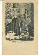 WELSH PEASANT WOMEN - Pays De Galles