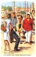 Pétanque Boules Humour Pin Up Fanny Huet Illustrateur - Pétanque