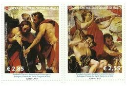 2017 - Sovrano Militare Ordine Di Malta 1380/81 San Giovanni - Quadri