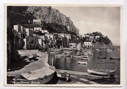Capri, Marina Grande, Used Real Photo, Vera Fotografia, Postcard [22846] - Italy