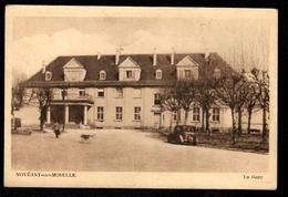 57 - NOVEANT SUR MOSELLE  - La Gare - Andere Gemeenten