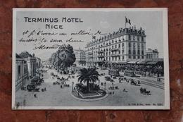 NICE (06) - TERMINUS HOTEL - Bar, Alberghi, Ristoranti