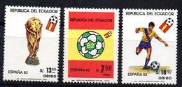 Serie Nº  A-734/6 Ecuador - Ecuador