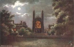 """King's College. Cambridge"" Tuck Oiette Series PC # 7150 - Tuck, Raphael"