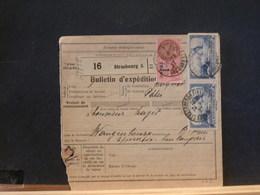 82/855   BULLETIN D'EXP. 1937 - Marcofilie (Brieven)