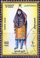 Oman 1989 - Women's Costume - Interior Region ( Mi 333  - YT 316 ) - Oman