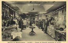 VICHY Maison Du Missionnaire Vente De Charité ( Annuelle 15 Aout)   RV - Vichy