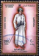 Oman 1989 - Men's Costume - Southern Region ( Mi 336  - YT 319 ) - Oman