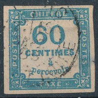 N°9 TAXE TIMBRE SIGNE. - Postage Due