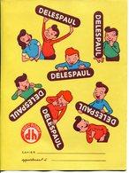Protège-cahiers Illustrés-Delespaul - Protège-cahiers