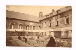 Asile Saint-Charles Pour Maladies Mentales.Jardin D'agrément. - Doornik