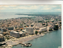 Nigeria, Lagos. Panorama. Cartolina Viaggiata Per L'Italia Anni 70 - Nigeria