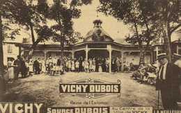 VICHY DUBOIS  Reine De L'Estomac VICHY Source Dubois La Meilleure RV - Vichy