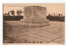 Zillebeke - Hill 62 - Sanctuary Wood Canadian War Memorial - Ieper