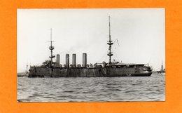 PHOTO - NAVIRE DE GUERRE - BATEAU DE LA ROYAL NAVY - H.M.S. TERRIBLE - Bateaux