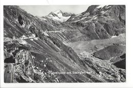 21489 - Sustenpass Mit Steingletscher - Cachet - VS Valais