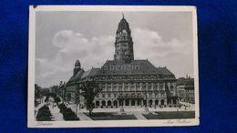 Dresden Neues Rathaus Germany - Dresden