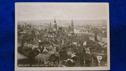 Dresden Blick Vom Rathausturm Germany - Dresden