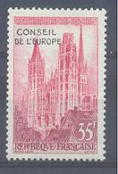 Año 1958 Nº 16 Catedral De Rouen - Servicio