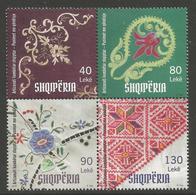 AL 2018-09 NATIONAL CRAFT, ALBANIA, 1 X 4v, MNH - Albanien