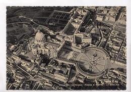 ROMA, Citta Del Vaticano, Piazza S. Pietro, St. Peter's Square, The Basilica, Unused Postcard [22861] - San Pietro