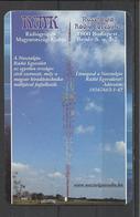 Hungary,  Radio Collectors Assotiation, Antenna, 2017. - Calendars