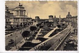 ROMA, MON. VITT. EMANUELE II, Monument To Victor Emanuel II, Unused Postcard [22862] - Roma (Rome)