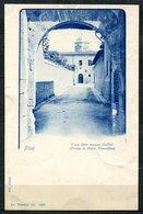 CARTOLINA CV2455 PISA (PI) Casa Natale Di Galilei, Formato Piccolo, Viaggiata 1899, Francobollo Asportato, Ottime Condiz - Pisa
