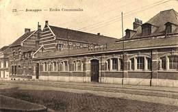 Jemappes - Ecoles Communales (Ecole Industrielle, 1930) - Mons
