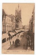 Ieper YPRES  - La Rue Au Beurre-The Butter Street Photo ANTONY,Ypres 140712-1  IMP.PHOT.NEURDEIN ET CIE - Ieper
