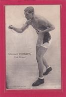 SPORTS - BOXE - Maurice FORGERON - Catégorie Poids Mi-Lourd - Ex-Champion De Paris 1922 - 1923 - Boxe