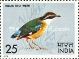 USED STAMPS India - Indian Birds  -  1975 - India