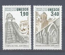 Año 1986 Nº 91/2 Unesco Patrimonio Universal - Servicio