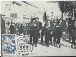 10x15   Oyonnax   40e Anniversaire Du Défilé Des Maquisards    Guerre 1939-45 - Oyonnax