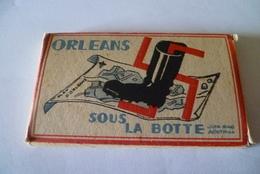 -- 24 MINI CARTES------ (ORLEANS--SOUS LA BOTTE ) -- - Cartes Postales
