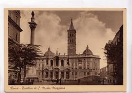 Roma, Basilica Di S. Maria Maggiore, Unused Postcard [22863] - Churches