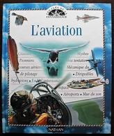 LIVRE ILLUSTRE - LES CLES DE LA CONNAISSANCE - 4 - L'aviation - Autres