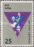 USED STAMPS India - The 100th Anniversary Of The Indian Y.W.C.A -  1975 - India