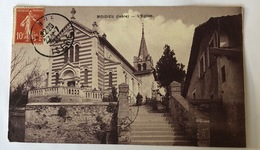 Moidieu. L'eglise - Autres Communes