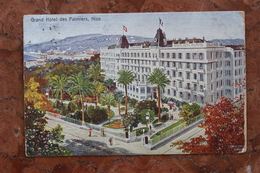 NICE (06) - HOTEL LEPANTE - 6 RUE LEPANTE - Bar, Alberghi, Ristoranti