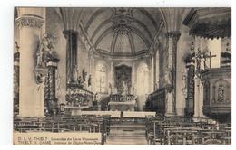 O.L.V. THIELT   Inwendige Der Lieve Vrouwkerk   THIELT N. DAME Intérieur De L'Eglise.. - Tielt-Winge