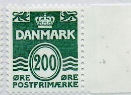 PIA - DANIMARCA -1997 : Uso Corrente - Cifra In Ovale - Danimarca