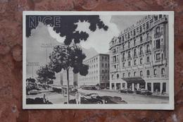NICE (06) - HOTEL FELIX-FAURE - 8, AVENUE FELIX-FAURE - Bar, Alberghi, Ristoranti