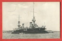 CPA BATEAUX - GUERRE - LE MASSENA - Cuirassé De Premier Rang - Marine Militaire Française - Guerre